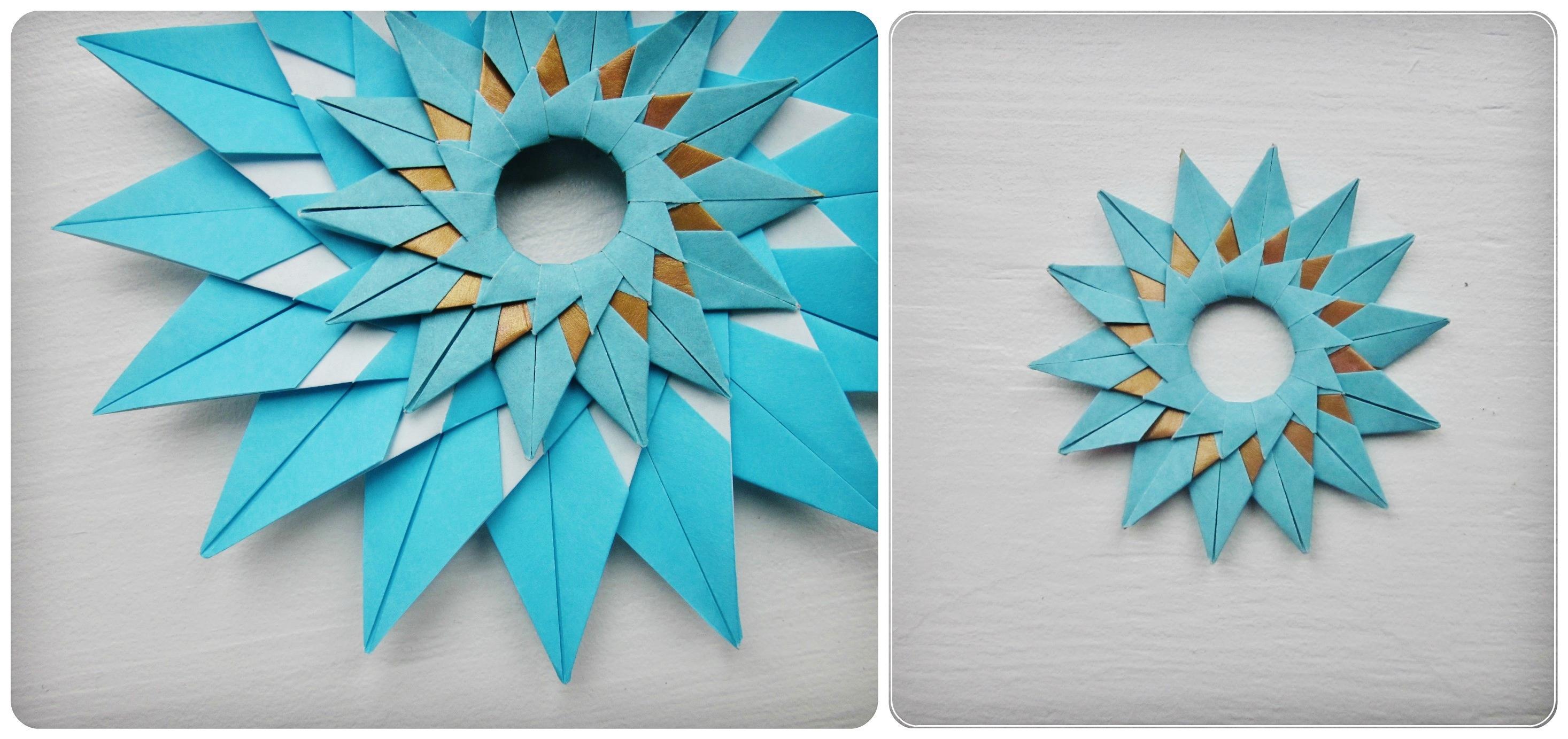 Tico Star by Maria Sinayskaya — Diagram   Go Origami   1383x2933